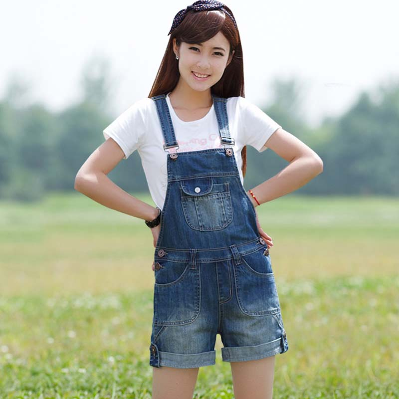 2016-spring-autumn-women-casual-shorts-denim-rompers-bib-overalls -jeans-jumpsuit-plus-size-loose-rompers