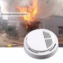 85 дБ пожарный дым фотоэлектрический газовый датчик сигнализации детектор угарного газа монитор домашней безопасности беспроводной для умного дома