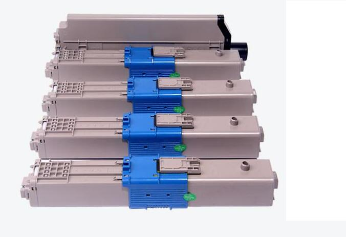 new printer consumable Color toner cartridge copier toner kit compatible for oki C301 C321 C332 C332DN