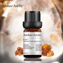 Pure Natural Myrrh Essential Oil 10ml Bactericid Inhibit Ski