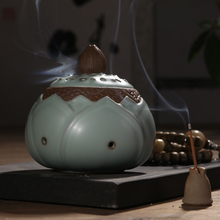 The ancient lotus Vintage elegance Bedroom incense furnishing articles Your kiln high-quality goods incense burner куртка the ancient with the vintage