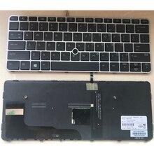 Для hp Elitebook 725 G3 820 G3 828 G3 G4 Оригинальная клавиатура для ноутбука оригинальный для hp 820 G3 сменная Клавиатура для ноутбука