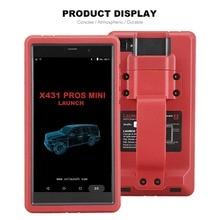 "Original LAUNCH X431 PRO Mini 6.8"" Tablet PC Auto Diagnostic Tool 2 Years Free Update WiFi/Bluetooth Full System Mini X431 Pro"
