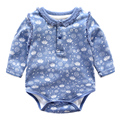 baby bodysuit infant romper cotton long sleeve newborn clothes spring and autumn
