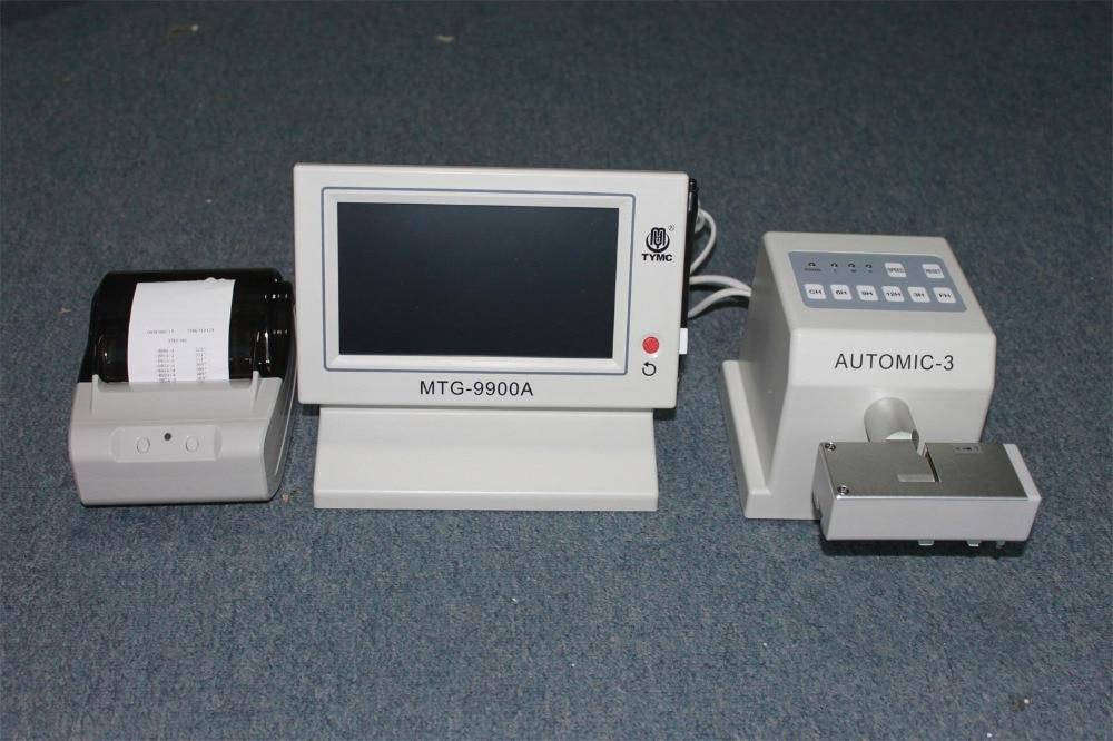 Многофункциональный Timegrapher механические часы времени машина с принтером MTG-9900A