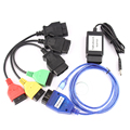 For Alfa FOR Fiat ECUScan OBD2 ECU Scan Diagnostic Cables MultiECUScan / For Fiat Romeo and FOR Lancia 500