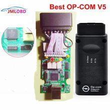 Opcom v1.95 relação do firmware OP-COM 1.95 para a ferramenta diagnóstica de opel op com v5 com chip pic18f458 real