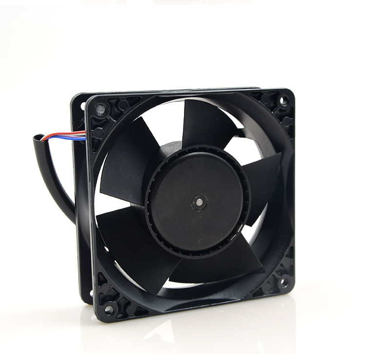 New original 2CM 115V TYP 4112N31HHA all-metal high temperature printing machine cooling fan
