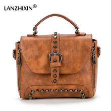 e7ee9733d0 Bandoulière Sacs pour sacs de postier pour femmes sacs à main vintage Femmes  Célèbre Marque Rivet