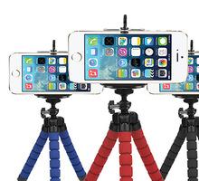 Statywy Statyw Para Movil telefon Na Telefon Komórkowy Camera Holder Klip Smartphone Statyw Na Telefon tanie tanio Life Magic Box Z tworzywa sztucznego Elastyczny statyw Smartfony ZY-622