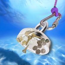 Прочный Магнитный кронштейн горшок рыболовные магниты спасательный рыболовный крючок магниты Imanes сильнейший постоянный мощный магнитный