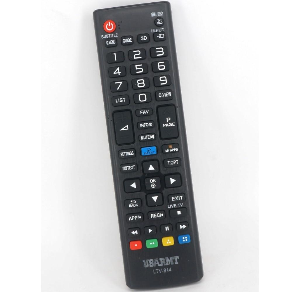 New Universal Remote Control Ltv 914 For Lg Tv Remote