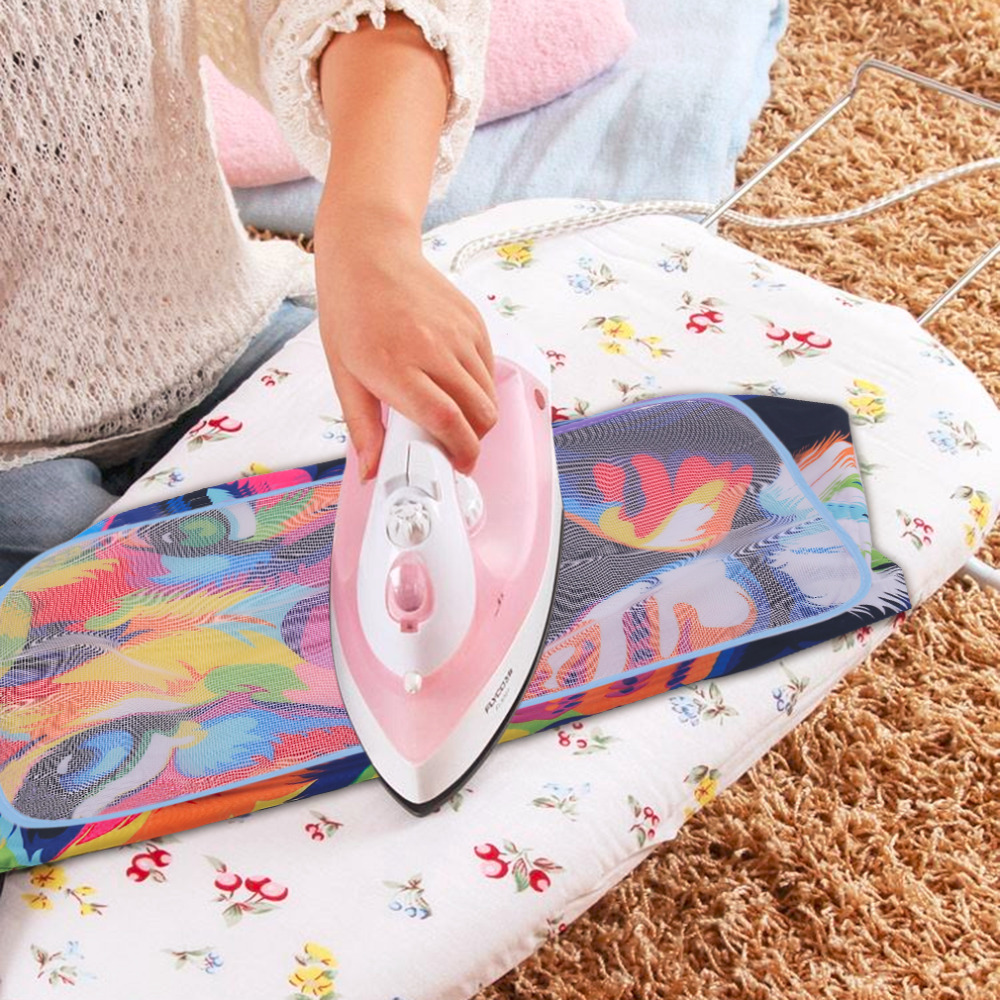 High Temperature Ironing Anti Skid Anti Scalding Ironing Heat Insulation Pad Household Ironing Application Home Accessory in Ironing Boards from Home Garden