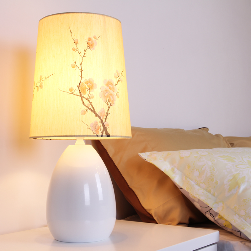 Dimmable LED Table Lamp Creative Modern Pastoralism Saving Energy Lights Bedside Bedroom Study Room Desktop Decoration Luminary super bright led solar powered table lamp home bedroom study room garland lighting three mode energy saving lights decoration