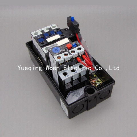 acionador de partida magnetico qcx5 09 caso plastico