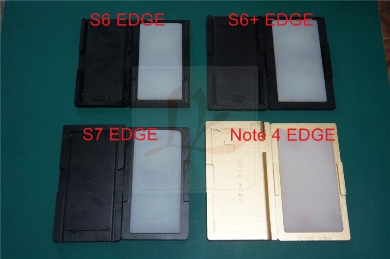 ФОТО Universal OCA align & laminating mould for S6 EDGE S6+ EDGE S7 EDGE NOTE4 EDGE for OCA laminating machines