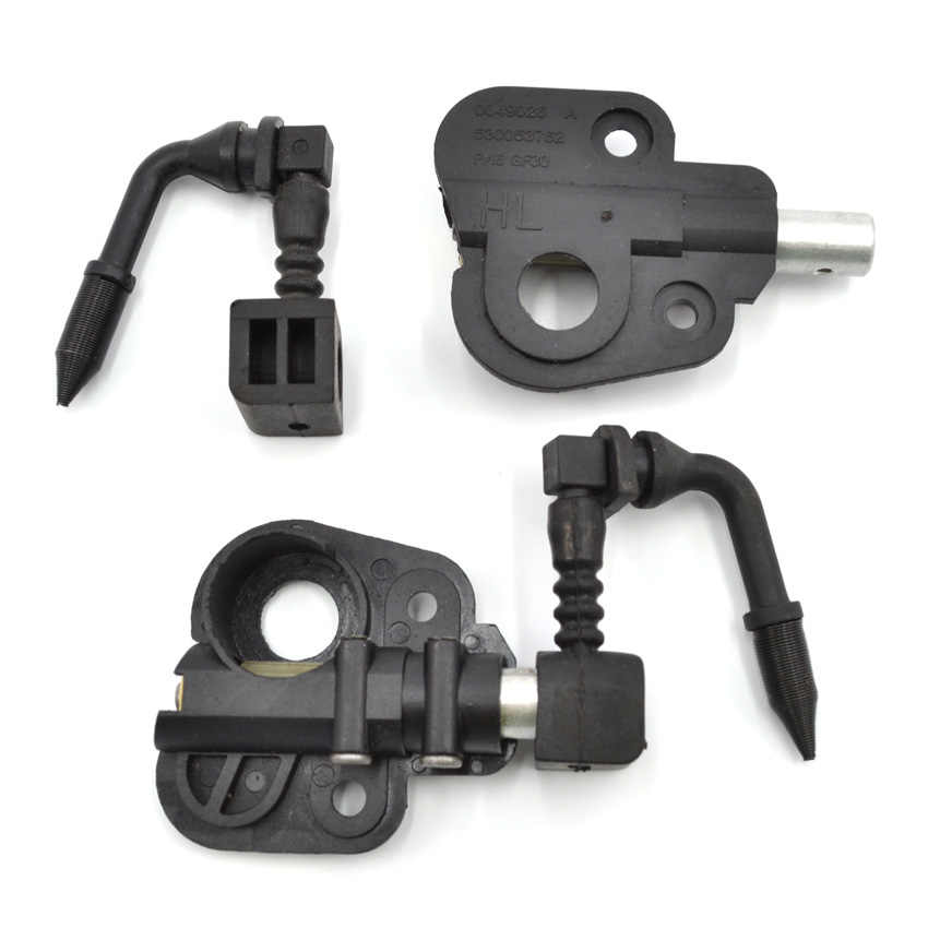 Detail Feedback Questions about 2PCS Chainsaw Oil Pump for