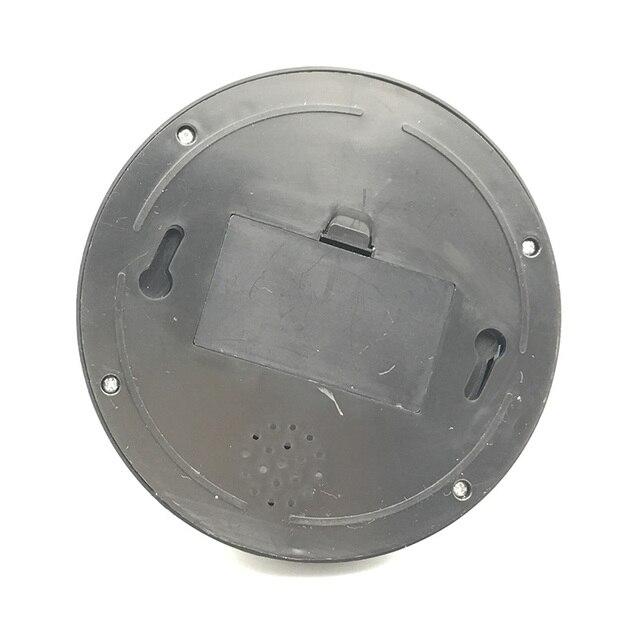 ZK20 Dummy Home Indoor Security CCTV Camera Simulated Surveillance LED IR Light Fake Cameras for Home Camera