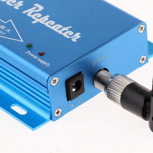 Image 5 - Protable Cell Phone Signal Booster Amplifier Repeater 900MHz for Home and Office GSM902 Support 2G 3G 4G Call Blue