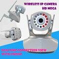 Беспроводной 720 P мини Smartlink wi-fi ip-камера Ночного Видения Baby Monitor Motion detect Audio in/out 128 ГБ слот для Карты SD Onvif