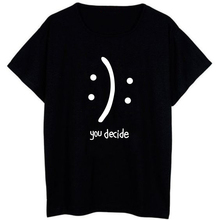 New Women Tshirt Print Cotton Funny Casual Hipster Tee Shirt For Lady Black Top Tees WMT168