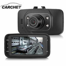 CARCHET Car DVR Camera 2 7 1080P HD TFT Car DVR Screen G sensor Road Dash