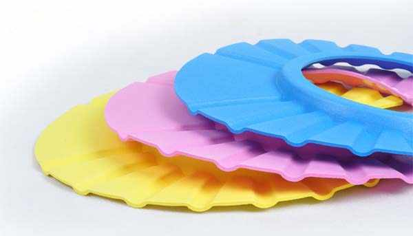 シャンプーシャワーお風呂バスベビーキッズためのベビー帽子 gorro デベベベビーアクセサリー accesorios デベベ nw