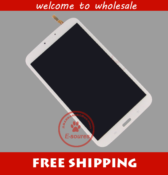 Hot Sale 8'' For Samsung Galaxy Tab 3 8.0 SM-T310 T310 LCD Display Screen+Touch Digitizer Sensor Full Assembly Tablet Pc white 8inch for samsung for galaxy tab 3 sm t310 t310 lcd display screen touch digitizer sensor full assembly tablet pc