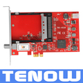 Free Shipping!TBS6528 Multi Standard Tv Tuner CI PCI-e Card  DVB-S2/S, DVB-T2/T,DVB-C2/C, DVB-S2X and ISDB-T