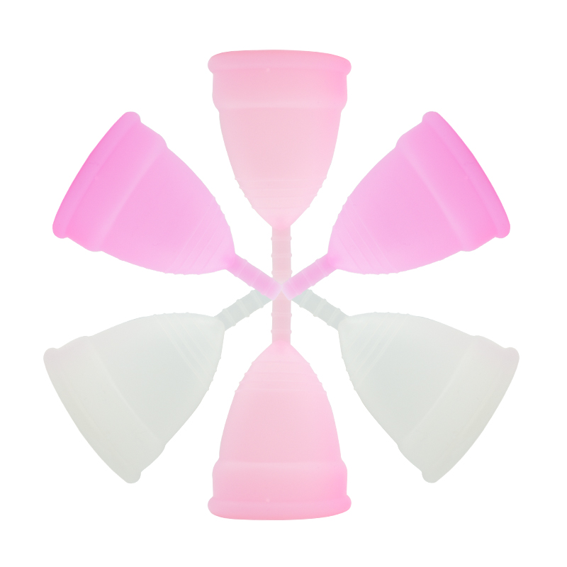 Copa menstrual Lady Cup Feminine Hygiene Menstrual Cup 100% Medical Grade Silicone reusable women cup support drop shipping