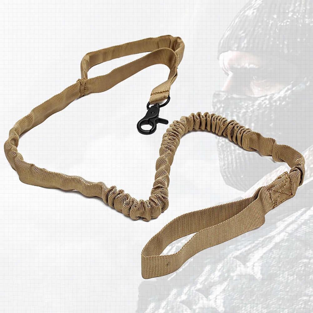 Эластичный мягкий тактический военный поводок для щенков, поводок для собак, Тяговый ремень