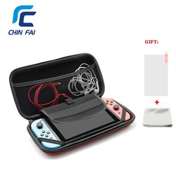 Travel carry bag hard travel protective waterproof bag for nintend switch gamepad pouch console accessories ns.jpg 250x250