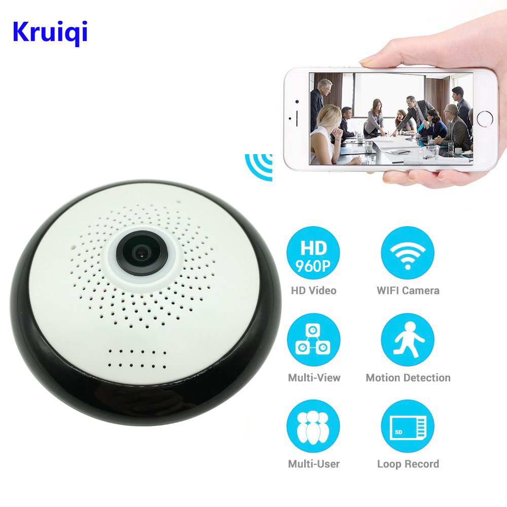 Kruiqi 1.3MP Wifi IP Camera wi-fi support AP mode 960P IP Network Camera wireless CCTV WIFI P2P IP Camera 1280*960P useful learn to cook chinese dishes cooking food recipes learn to cook chinese dishes rice and flour food chinese