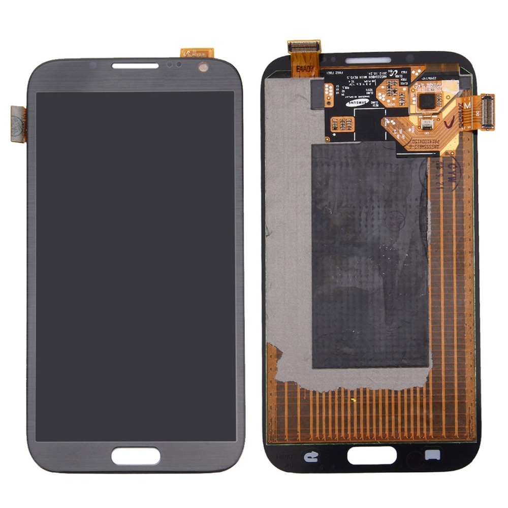 iPartsBuy Original LCD Display + Touch Panel for Galaxy Note II / N7100iPartsBuy Original LCD Display + Touch Panel for Galaxy Note II / N7100