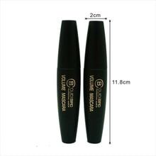 1PC 3D Multifunctional Mascara Liquid Fiber Long Black Eyelashes Stereo Curly