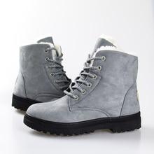 Nouvelle arrivée Dérapage cheville bottes pour femmes bottes 2016 De Mode talons femmes chaussures d'hiver chaud bottes de neige