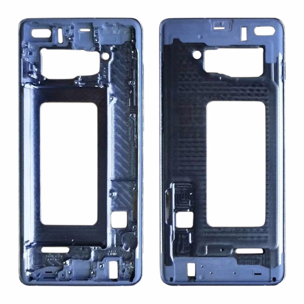 Front Housing LCD Frame Bezel Plate for Samsung Galaxy S10+