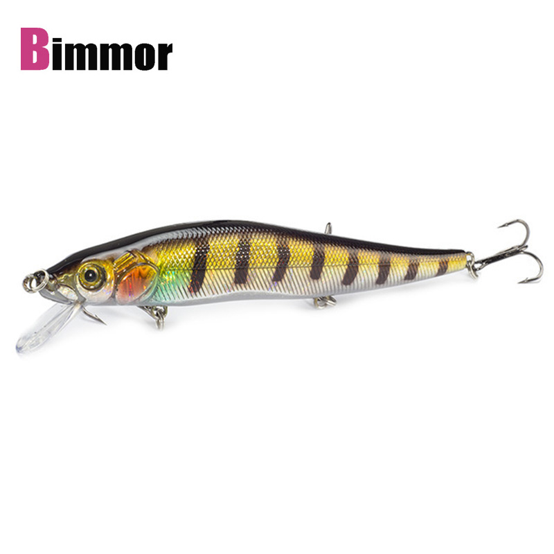 Bimmor Brand Fishing Minnow Lure 14cm 23.4g 2# Hook Pesca Wobbler Hard Bait Floating Crankbait Tackle 1pcs 9 Colors B026 crankbait fishing lure 112mm 14g hard bait wobbler crank bait minnow lure 1 2 3 5m artifical peche with treble sharp hook