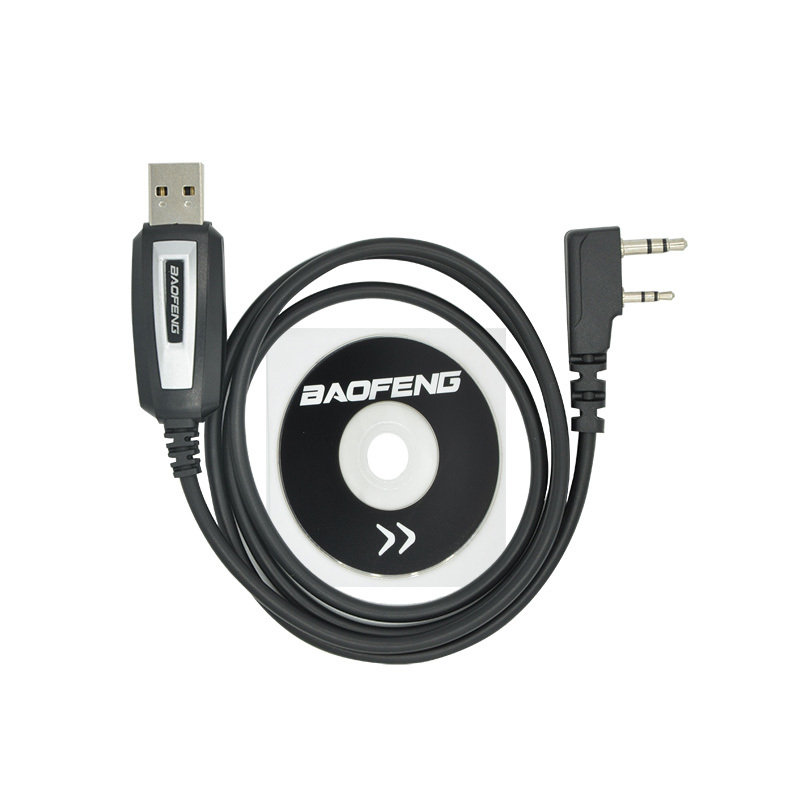 USB Programming Cable for CB Radio Walkie Talkie for BAOFENG UV 5RBF 888S Kenwood WEIERWEI Puxing