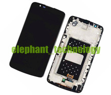 For LG K10 LTE K430DS / K410 K420n LCD Display touch screen digitizer Assembly with free tools with Frame