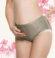 100% SILVER FIBER FABRIC Radiation protection fabric for pregnant woman underwear