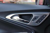 4pcs Stainless Steel Inner Door Handle Frame Stick Trim For Chevrolet Malibu 2016 2017 LHD
