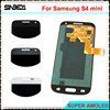 Sinbeda LCD For Samsung Galaxy S4 Mini LCD Screen Display With Touch Screen Digitizer Assembly For