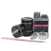Professional Nail Art Tool Kit Set UV Gel Polish Acrylic liquid Supplies Tool nail art pen