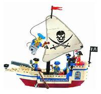 Enlighte Piraci Z Karaibów Pirate Ship Building Blocks Cegły Bounty Zestaw Kompatybilne Z Lego Prezenty Świąteczne dla Dzieci