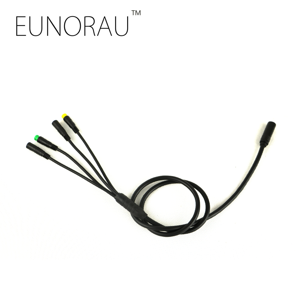 ФОТО 8fun/Bafang mid drive motor EB-BUS cable 1T4