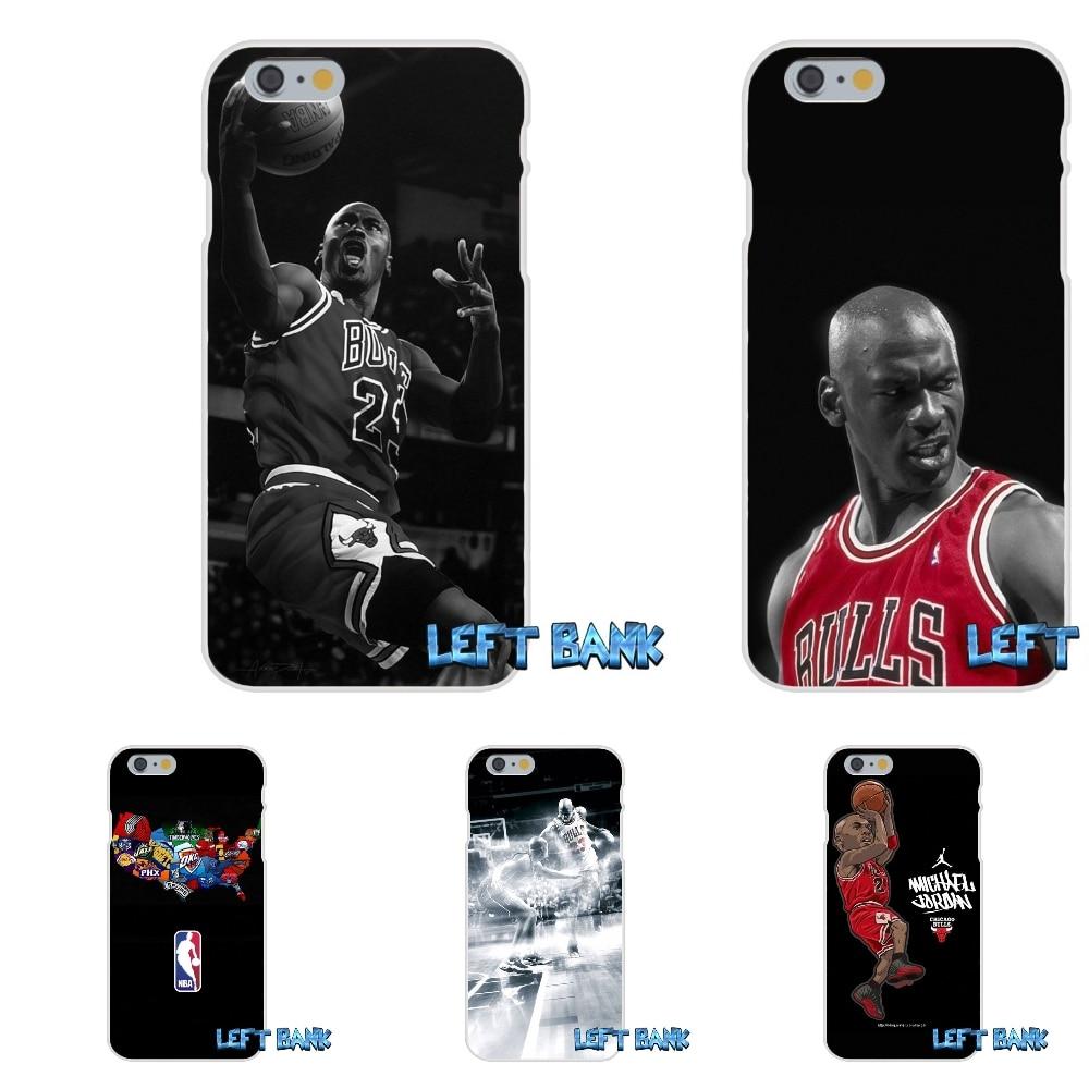 Для Samsung Galaxy A3 A5 A7 J1 J2 J3 J5 J7 2015 2016 2017 НБА Jordan мягкий гель кремнезема ТПУ телефона чехол силиконовый чехол