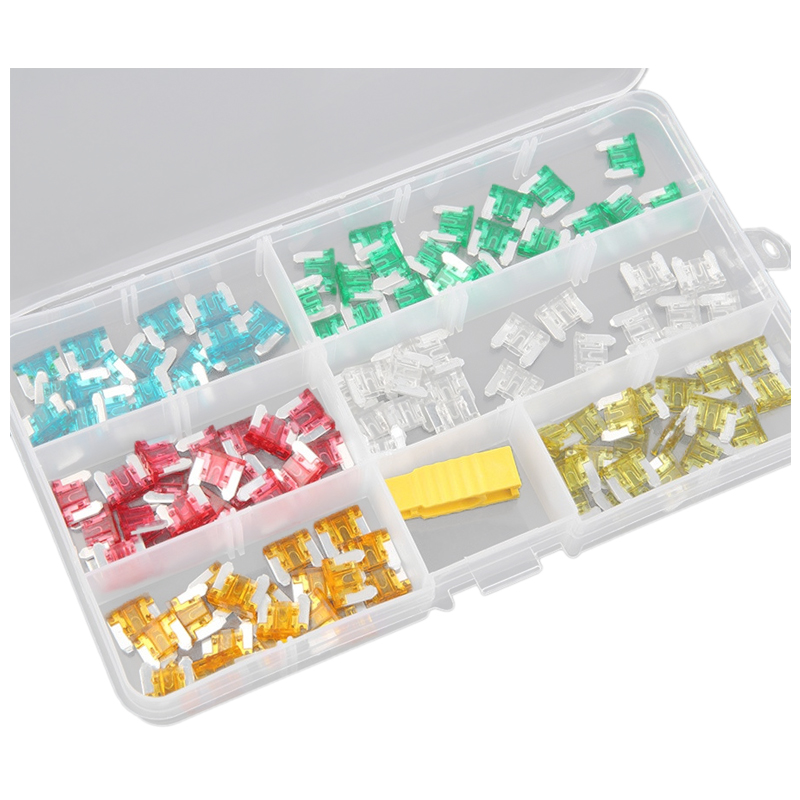Aliexpress Com   Buy Auto 120 Pcs Low Profile Mini Size Blade Fuse Assortment Set Auto Car Truck