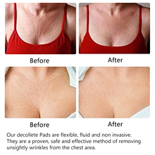 Anti-Wrinkle Silicone Chest Pad
