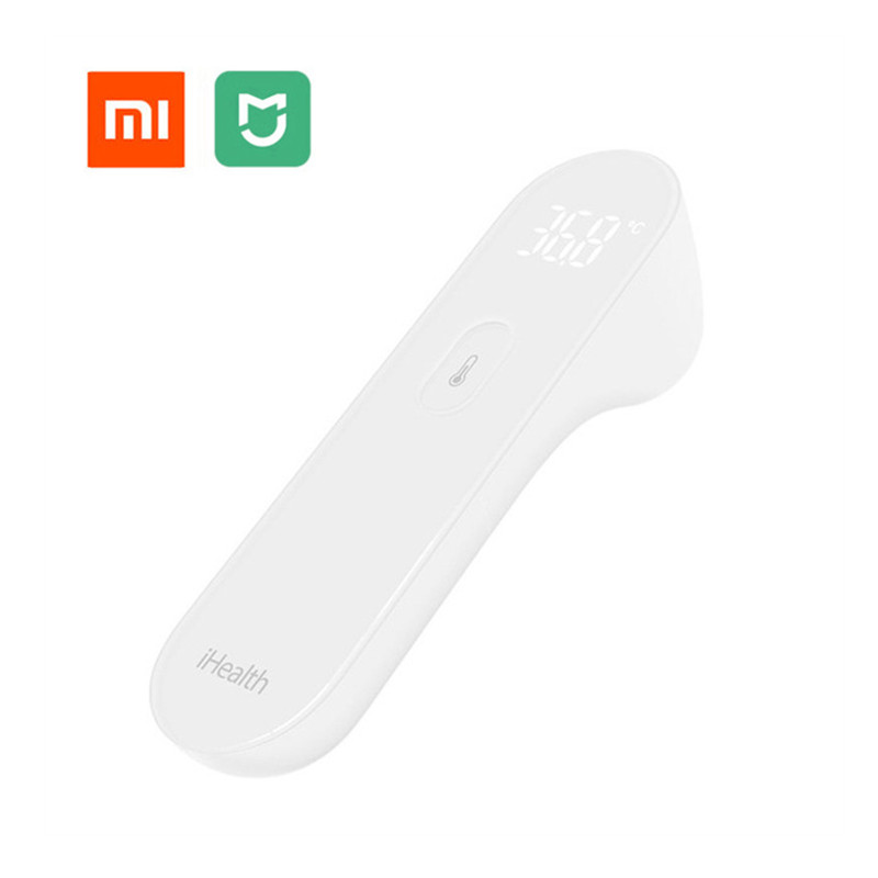 Xiaomi Mi Home IHealth Thermometer Accurate Digital Fever Infrared Clinical Thermometer LED Display Body Health Detector
